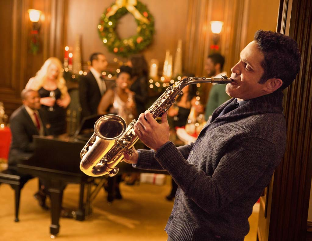 Dave Koz will jazz up the holidays when he performs at the Balboa Theatre Dec. 23. Photo by Bryan Sheffield