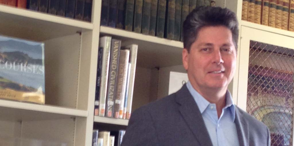 RSF Library welcomes Richard Torregrossa