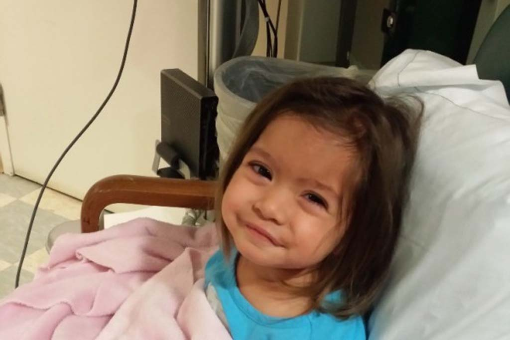 Young girl, family seeking to find right stem cell donor