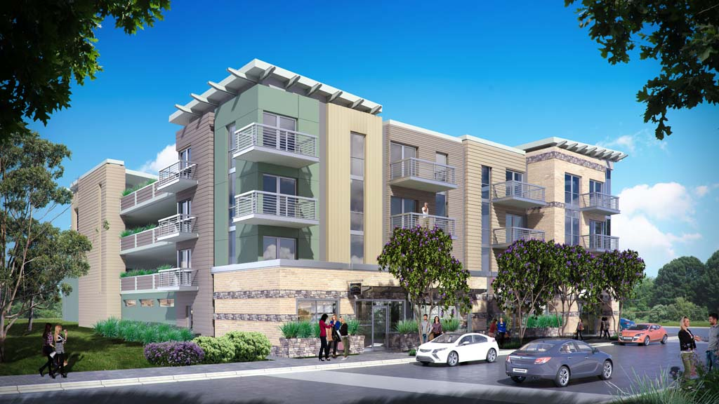 Carlsbad 'steps into 21st century' with four-story mixed-use building