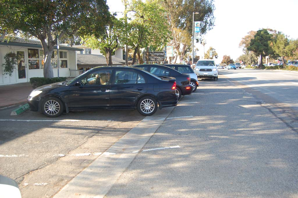 Council gets first look at parking plan