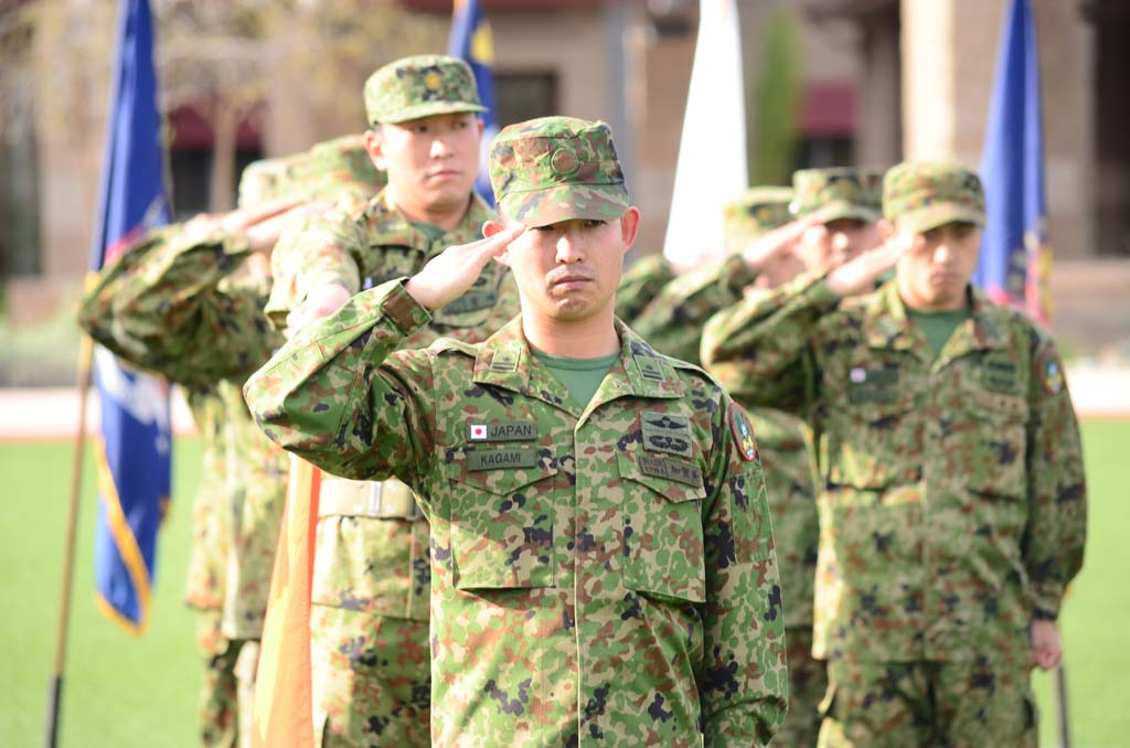 Training takes on 'significant' tone for Japanese forces