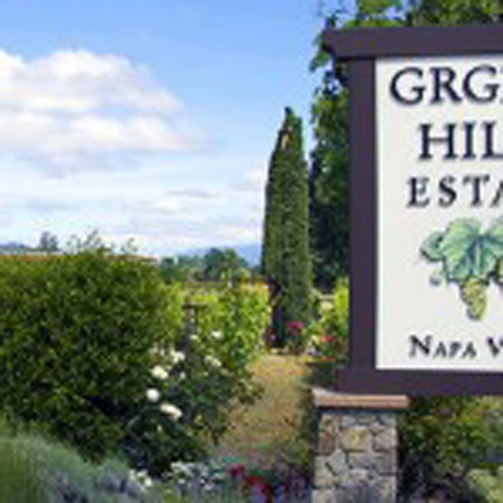 The Grgich Headquarters winery in Rutherford, just off Highway 29, on an 18 acre vineyard. Photo courtesy Grgich Hills