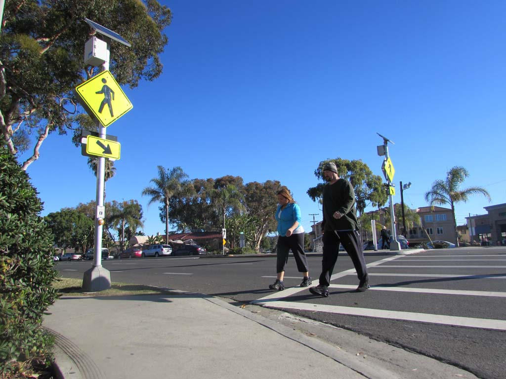 Carlsbad takes steps to increase pedestrian safety