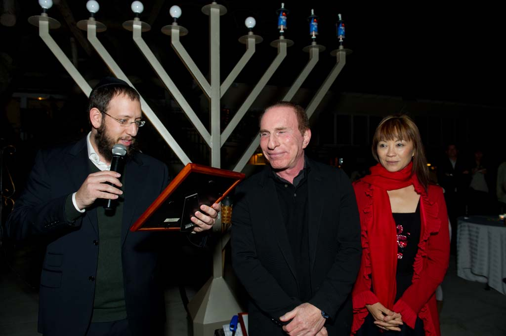 Inn at RSF takes part in Chanukah celebration