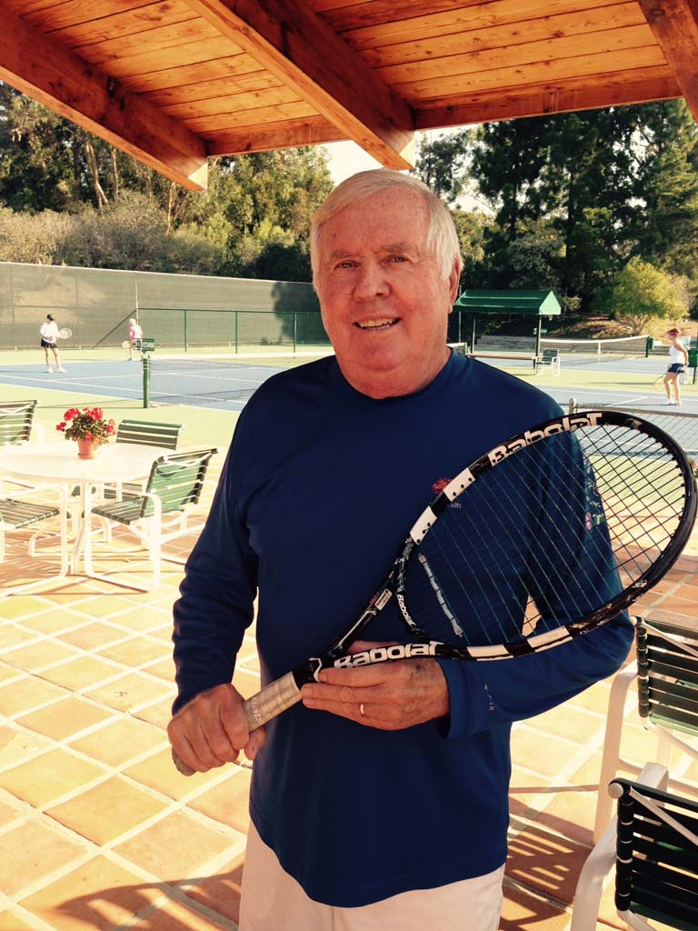 RSF Tennis Club welcomes new board, new program