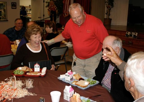 Bingo is back, proceeds benefit senior nutrition program