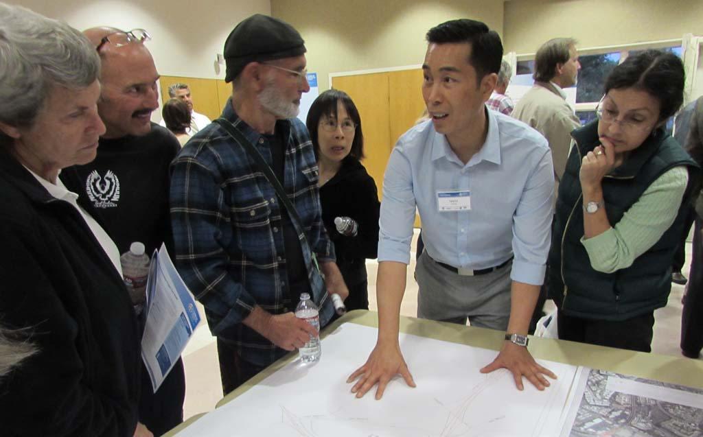 Caltrans hears from public on I-5/ SR 78 interchange