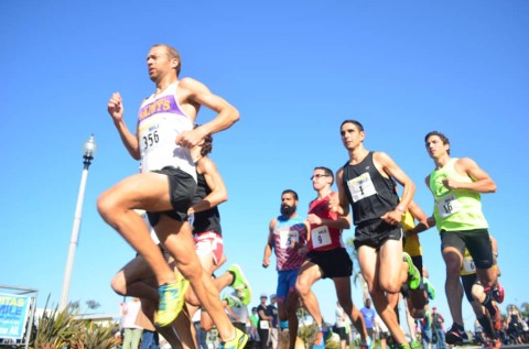 Speed at the forefront of second annual Encinitas Mile