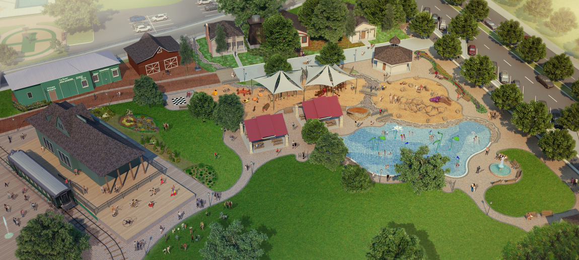 Grape Day Park concept plans approved