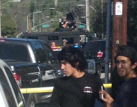 SWAT action results in arrest