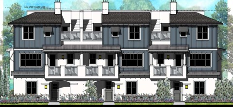 More condos approved in Village