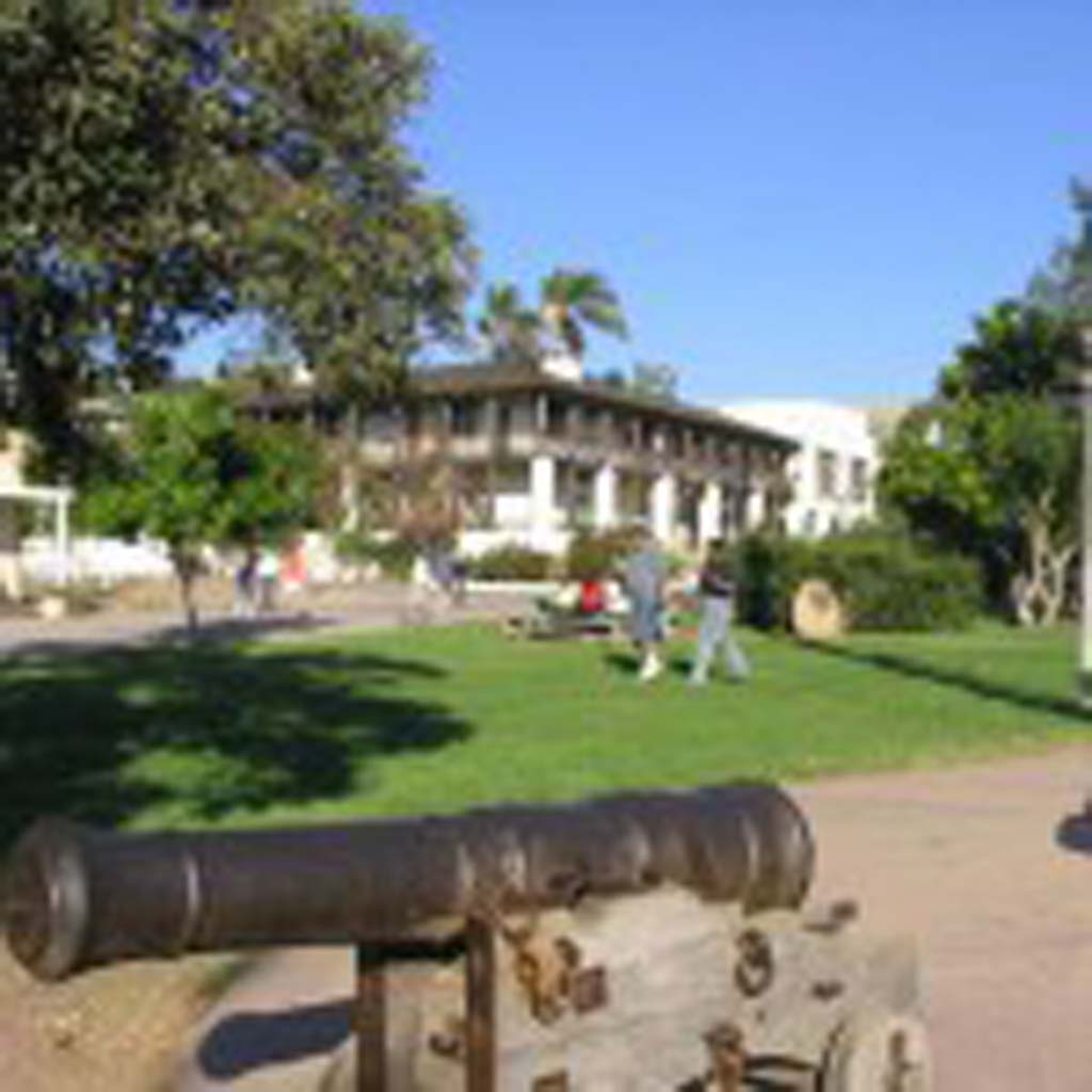 If attendance is the measure, San Diego's Old Town State Historic Park is the most popular state park. Photo by E'Louise Ondash