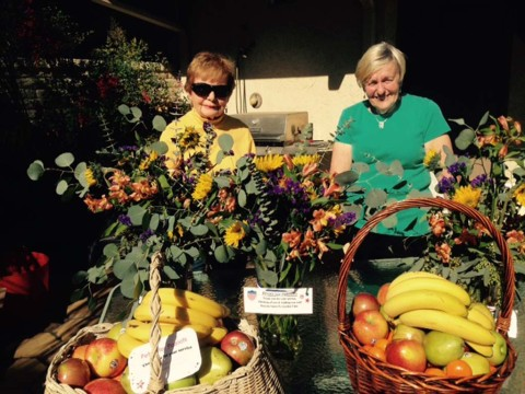 Camp Pendleton welcomes RSF Garden Club