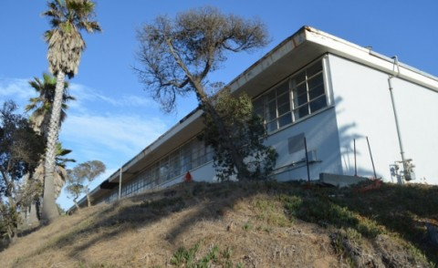 Art, education take center stage as interim use for Pacific View site