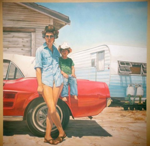 San Diego artists interpret the 'California Dream'