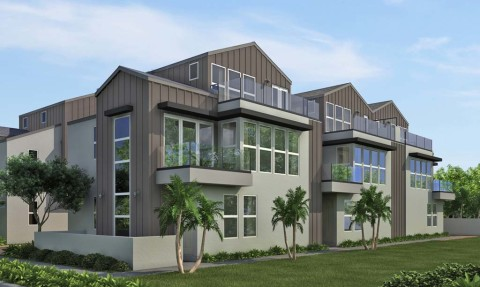 Six condominiums approved on Madison Street