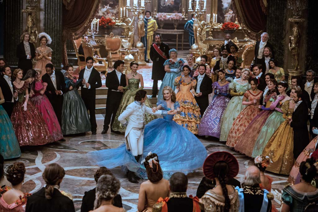 Film review: 'Cinderella' is right fit for happily ever after