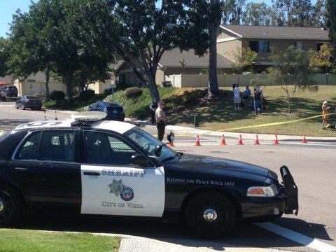 Officer-involved shooting in Encinitas
