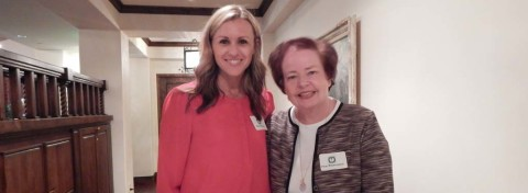 RSF Garden Club holds quarterly meeting