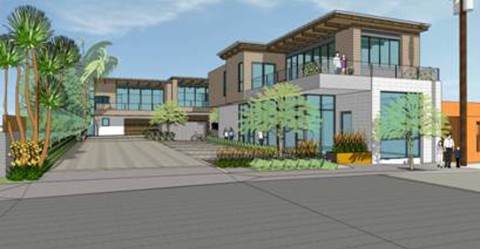 Valley Avenue complex approved