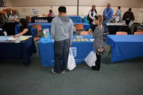 Oceanside residents get tax filing assistance