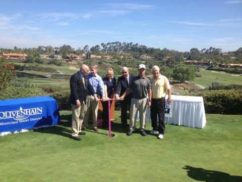 Rancho Santa Fe Farms golf course switches to recycled water