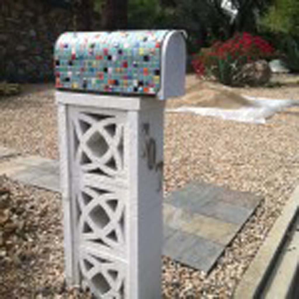 Residents of Vista Las Palmas like to get creative with their mailboxes. Courtesy photo