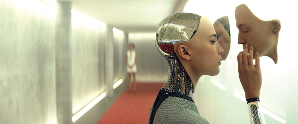 Movie review: 'Ex Machina' is a thrilling look into artificial intelligence