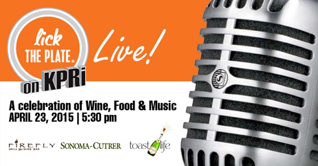 A Celebration of wine, food, and music at Firefly Grill & Wine Bar