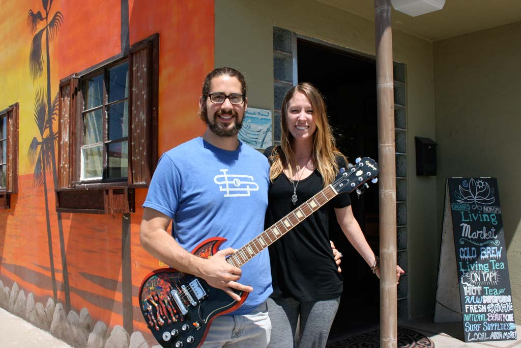 Oceanside band behind the annual Ocean Commotion festival
