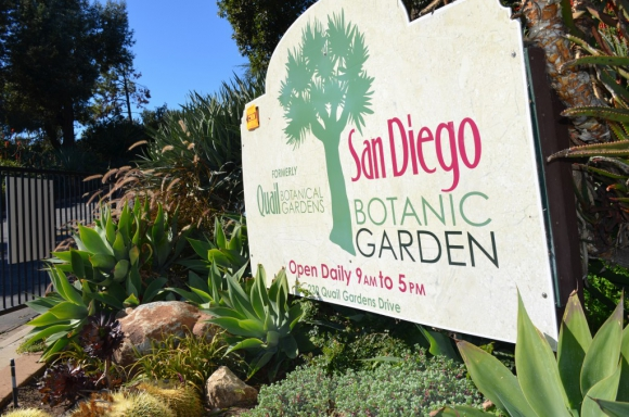 Beginning May 1 through Sept. 7, active duty military, National Guard and Reserve members and their families will have free access to the San Diego Botanic Garden in Encinitas. File photo