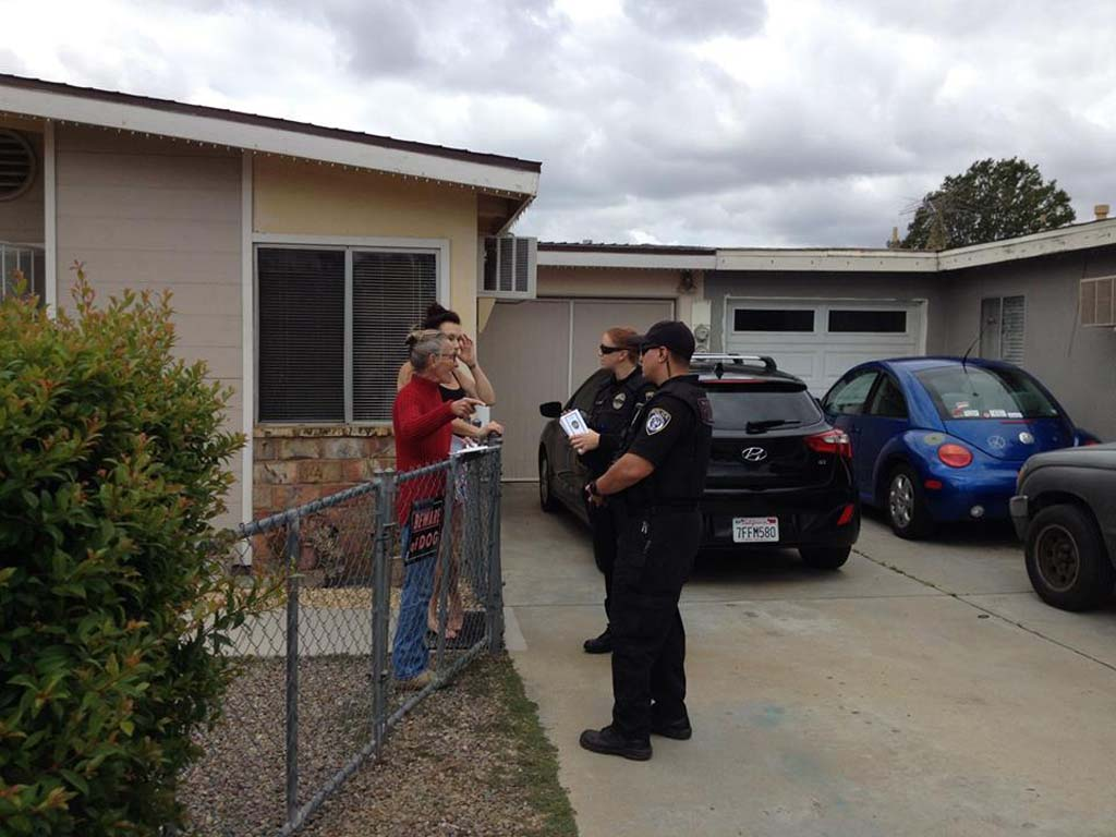Escondido police aim to improve one neighborhood at a time