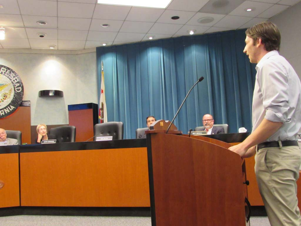 Carlsbad's Planning Commission approves Palomar Brewing Co.