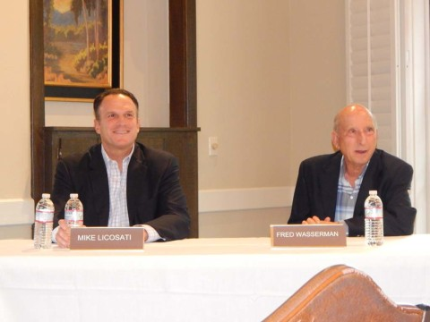 RSF Association board of director candidates speak at annual meeting