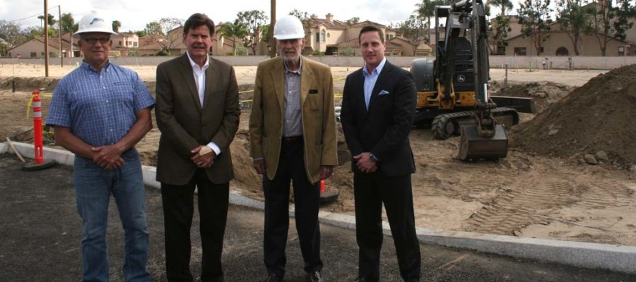 Palma de la Reina project breaks ground