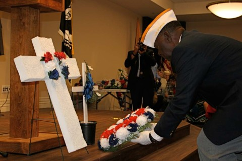 Remembrance ceremony at VANC shares meaning of Memorial Day