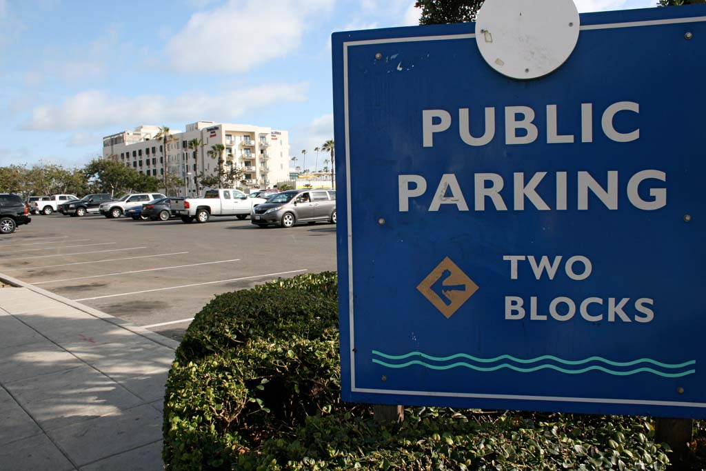 Free parking shifts in Oceanside's downtown