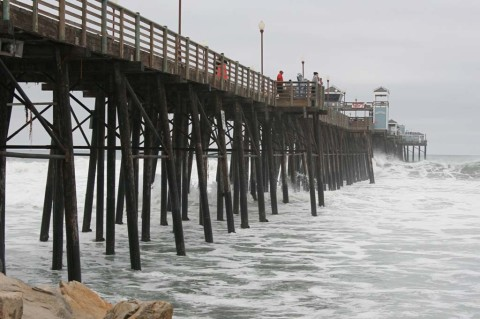 Oceanside pier maintenance planned