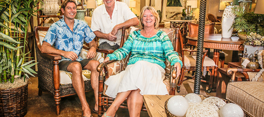 Longtime furniture business bids 'Aloha' to North County