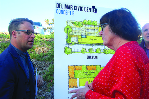 Residents get look at conceptual City Hall plans