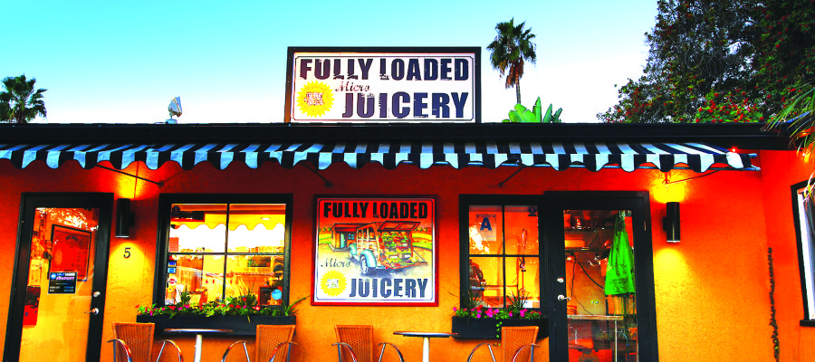 Get juiced at Fully Loaded Juicery
