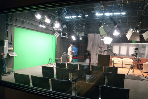 Longstanding community TV studio opens doors to public
