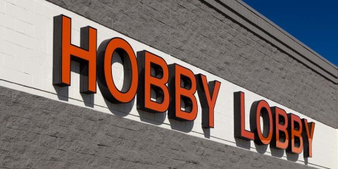 Hobby Lobby to open in August