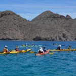 Kayaking is a favorite activity for visitors who visit Villa del Palmar, a resort and spa near the town of Loreto, on the east shore of Baja California. Calm and clear waters make conditions perfect for all skill levels.
