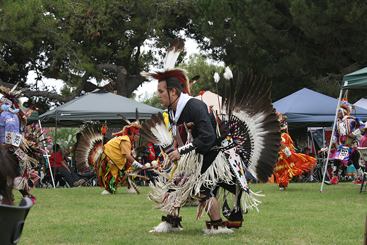 SLR Band  Pow Wow shares  culture and tradition