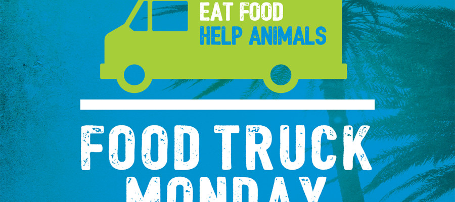 Lick the Plate: Food Truck Monday to raise funds for furry friends in need