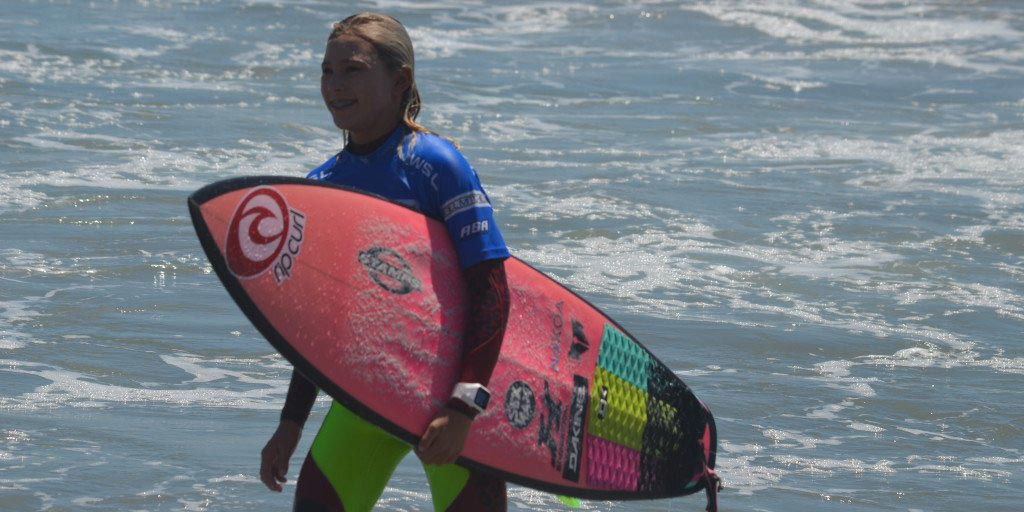 12-year-old makes mark at Supergirl Pro