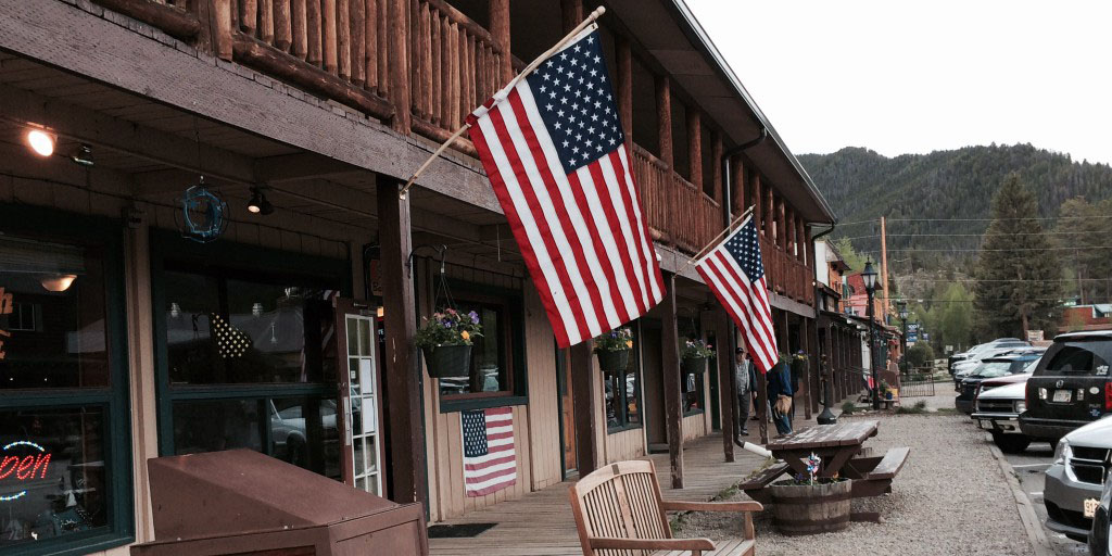 Grand Lake Village reflects its western heritage. The town is blocks from the entrance to Rocky Mountain National Park, established in 1915. Photos by E'loise Ondash