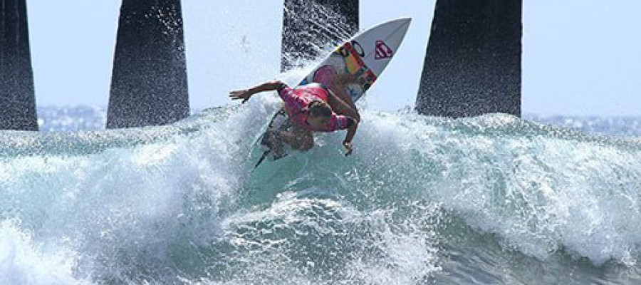 Supergirl Pro to bring together world's top surfers